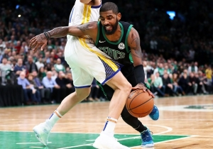 Kyrie Irving Had A Move So Nice Even Andre Iguodala Was Impressed