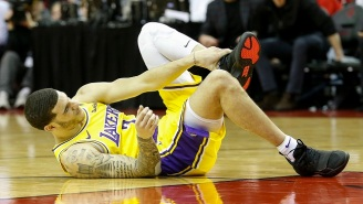 The Lakers Threatened To Void Lonzo Ball's Contract If He Went Through With Unplanned Ankle Surgery