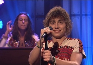 Greta Van Fleet Brought Feel-Good Vibes To Their 'You're The One' Performance On 'Saturday Night Live'
