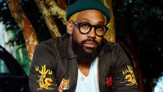 Maroon 5's PJ Morton Says The Kaepernick Controversy 'Spoiled' Playing The Super Bowl For Him