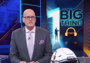 Watch Scott Van Pelt's Touching 'SportsCenter' Monologue On The Anniversary Of His Father's Passing