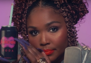 Minneapolis Rapper Lizzo's New Single 'Juice' Is Effervescent And Retro-Inspired