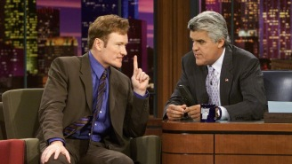 Jay Leno Has No Regrets About What Happened Between Him And Conan O'Brien