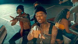 Blueface Offers Up His 'Thotiana Remix' With YG Added To The Fold