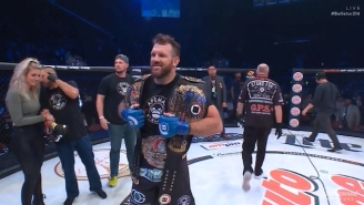 Ryan Bader Dropped Fedor Emelianenko With A One-Punch KO At Bellator 214