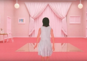 Mitski's Video For 'A Pearl' Is A Stunningly Animated Tumble Into The Unknown