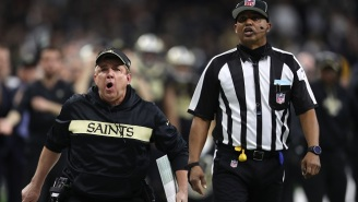 The NFL Might Make Pass Interference Reviewable After Missing The Call In Saints-Rams