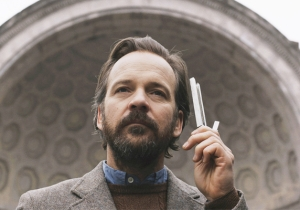 Peter Sarsgaard Tunes Houses In 'The Sound Of Silence,' A Love Story For People Who Love NPR