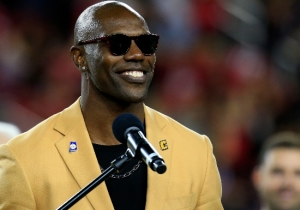 Hall Of Famer Terrell Owens Claims Antonio Brown 'Wants To Move On' From The Steelers