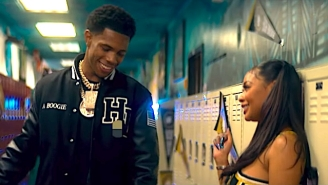 A Boogie Wit Da Hoodie And Backpack Kid Pay Homage To Michael Jackson In The 'Look Back At It' Video