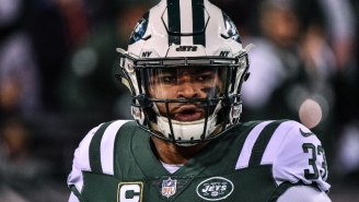 Jets Safety Jamal Adams Tackled The Patriots Mascot And Hospitalized The Person Inside