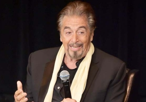 Al Pacino Is Reportedly Closing In On A Deal to Star In Jordan Peele's Nazi-Hunting Amazon Series