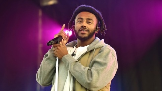 Aminé Shares A Simple But Effective Remix Of Unknown Mortal Orchestra's 'Hunnybee'