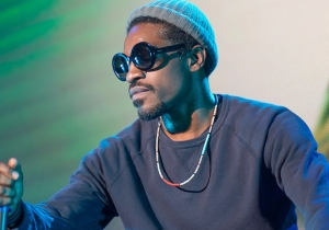 Andre 3000 Delivers A 'Heady-Ass' Verse On James Blake's 'Assume Form' Track 'Where's The Catch?'