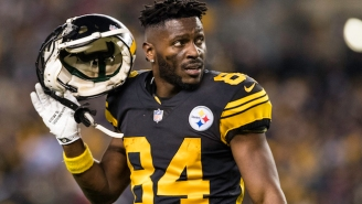 Antonio Brown Pumped The Brakes On A Bills Trade In An Instagram Comment Section
