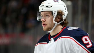 A Columbus Distillery Offered Artemi Panarin Free Booze For Life If He Re-Signed With The Blue Jackets
