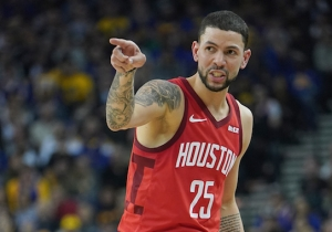 Austin Rivers Believes The Rockets Didn't Make The 'Proper Adjustments' After Kevin Durant Got Hurt