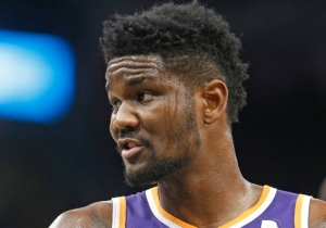Deandre Ayton Is 'Going To Try My Best To Take Over' After The Suns' 16th Loss In A Row