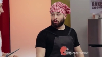 Baker Mayfield Took Another Jab At Hue Jackson In A Fox Promo With Cooper Manning