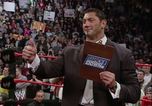 WWE's Reportedly Still Planning A 'Major Match' For Dave Batista At WrestleMania