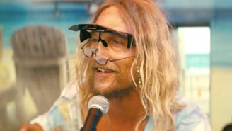 Matthew McConaughey's Entire Career Has Led To 'The Beach Bum' Trailer