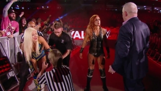 Becky Lynch Is Your 2019 Women's Royal Rumble Winner