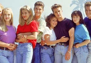 The Untitled Project Starring Several 'Beverly Hills, 90210' Stars Is Reportedly Not A Reboot, And It Sounds Really Weird