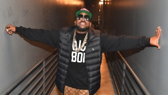 Big Boi Has Been Added To The Super Bowl Halftime Show Alongside Maroon 5 And Travis Scott