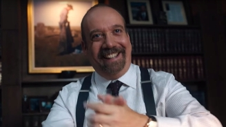 The 'Billions' Season 4 Trailer Lets Paul Giamattii Do His 'Happy Dance'