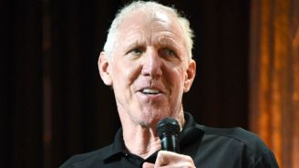 Bill Walton Casually Revealed That Yes, He Totally Was In 'Ghostbusters'