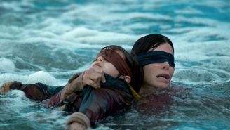 'Bird Box' Offers A Terrifying Vision Of The Apocalypse, But Avoids The Tough Choices