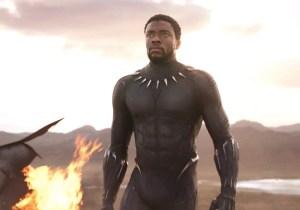 A Young 'Black Panther' Fan Wrote Chadwick Boseman A Letter In Wakandan