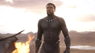 A Young 'Black Panther' Fan Wrote Chadwick Boseman A Letter In Wakandan