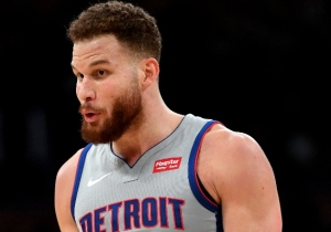 Blake Griffin Will Not Play In Game 1 Against The Bucks