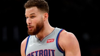 Dwane Casey Says Blake Griffin's Knee Can't Get Any Worse From Playing