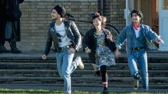 The Springsteen-Themed 'Blinded By The Light' Is A Must-See Beacon Of Joy