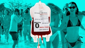 This 'Young Blood Transfusion' Brand Sounds Like The Pharma Fyre Fest