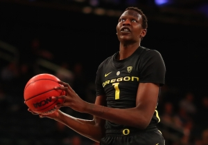 Projected Lottery Pick Bol Bol Will Miss The Rest Of The Season With A Foot Injury (UPDATE)