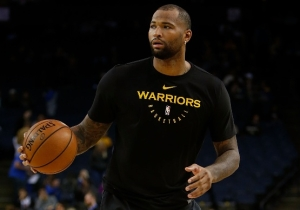 A Fan In Boston Received A Two-Year Ban For Reportedly Muttering A Racial Slur At DeMarcus Cousins (UPDATE)