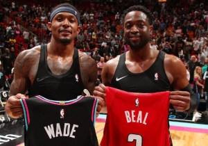 Bradley Beal Told Dwyane Wade The Heat Star Was 'Part Of The Reason' He Wears No. 3