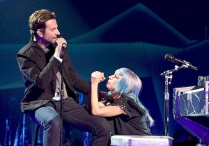 Watch Lady Gaga And Bradley Cooper Perform The 'A Star Is Born' Hit 'Shallow' Live For The First Time