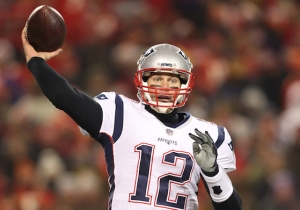 Tom Brady And Patrick Mahomes Had Dueling Late Drives To Send The AFC Championship To Overtime