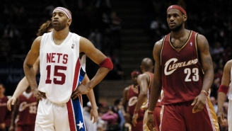 LeBron James Correctly Believes That Vince Carter Is The Best Dunker 'Period'