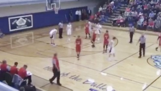 A High School Is In Hot Water For Swapping Out Triplets During Free Throws
