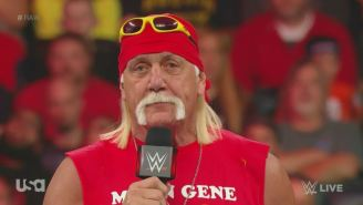 WWE And Hulk Hogan Paid Tribute To Mean Gene Okerlund On Raw