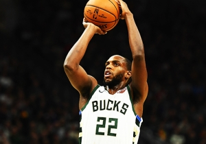 Giannis Antetokounmpo Believes Khris Middleton Should 'Definitely' Be An All-Star, And He's Right
