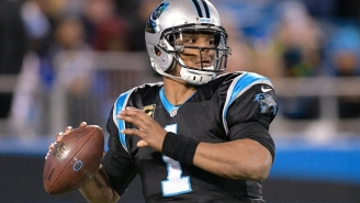 Panthers Star Cam Newton Underwent Surgery On His Throwing Shoulder
