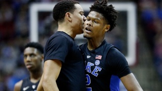 Cam Reddish Saved A Zion Williamson-Less Duke With A Buzzer Beater Against Florida State
