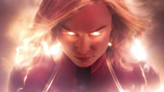 New 'Captain Marvel' Footage Helps Connect 'Avengers: Infinity War' To 'Endgame'