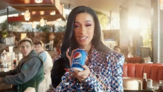 Steve Carrell Fails To Impersonate Cardi B And Lil Jon In Their Pepsi Super Bowl Commercial